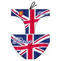 Fiú vízilabda úszó - England Patriot - 1