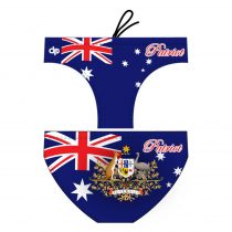 Fiú vízilabda úszó - Australia patriot