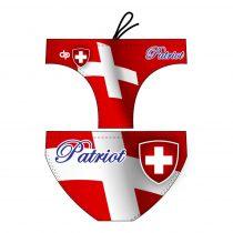 Fiú vízilabda úszó - Swiss Patriot - 2