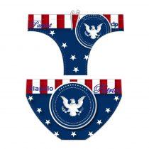Fiú vízilabda úszó - USA Patriot - 4