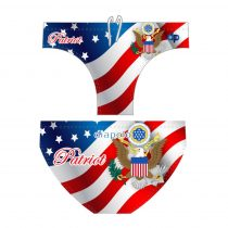 Fiú vízilabda úszó - USA Patriot - 6
