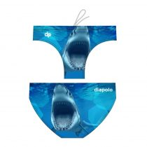 Fiú vízilabda úszó-Biting Shark