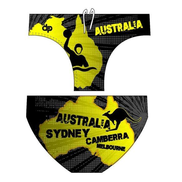 Fiú vízilabda úszó-Australia-2