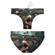 Fiú vízilabda úszó - Dragon Serpent