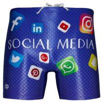 SPLIT fiú úszó Social Media