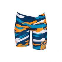 Fiú úszó - SPLIT - Military Blue