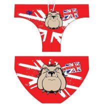 Férfi úszónadrág-Bulldog-1-piros