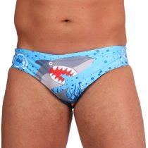 Férfi úszónadrág-Shark