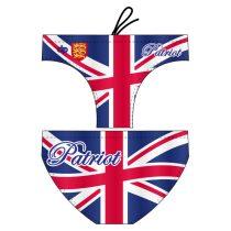 Férfi úszónadrág-England Patriot-1