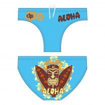 Férfi vízilabdás úszó - Aloha