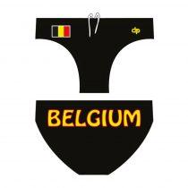 Férfi vízilabdás úszó - Belgium