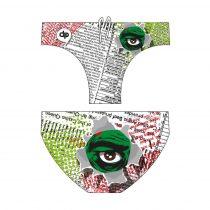 Férfi vízilabdás úszó - Eye