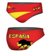 HWPSC - férfi vízilabdás úszó - Espana