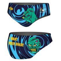 HWPSC - férfi vízilabdás úszó - Zombie