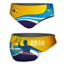 HWPSC3 - férfi vízilabdás úszó