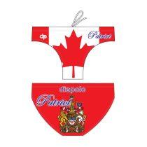 Férfi vízilabdás úszó - Canada Patriot - 2