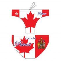 Férfi vízilabdás úszó - Canada Patriot - 3