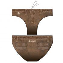 Férfi vízilabdás úszó-Leather