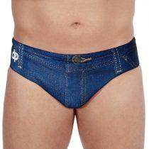 Férfi vízilabdás úszó-Jeans