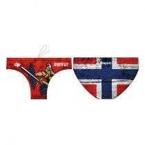 Férfi vízilabdás úszó-NORWAY