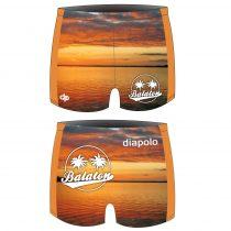 Boxer-Balaton Sunset