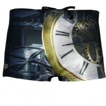 Férfi boxer-Clock