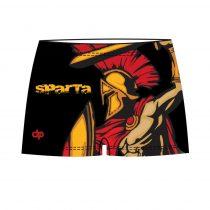 Férfi boxer-Sparta