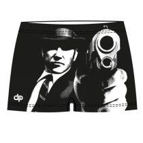 Férfi boxer-Gun