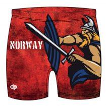 Férfi boxer - Norway