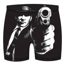 Férfi boxer - Gun