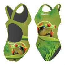 Női vastag pántos úszódressz-Tree Frog-1