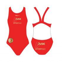 DVSE-Női Vastag pántos úszódressz