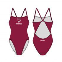 LUGI - Női vékony pántos úszódressz