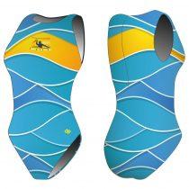 HWPSC6 - női vízilabdás úszódressz