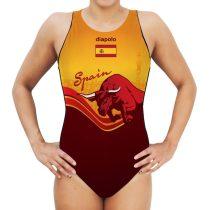 Női vízilabdás úszódressz - Spain