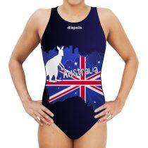 Női vízilabdás úszódressz - Australia