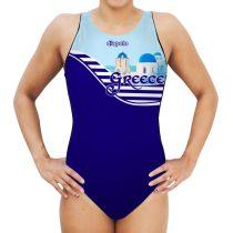 Női vízilabdás úszódressz - Greece