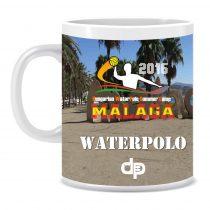 HWPSC - bögre - Malaga beach