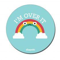 Egérpad - I'm Over It