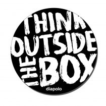 Egérpad-Think Outsie The Box