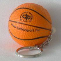 Kulcstartó-Kosárlabdás