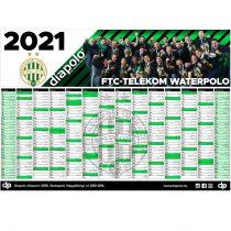 Ferencváros-Naptár-2021