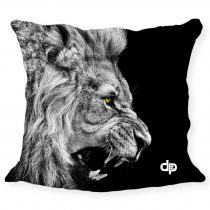 Díszpárnahuzat-Lion