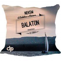 Balaton Riviera Díszpárnahuzat