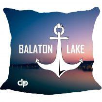 Díszpárnahuzat-Balaton Lake