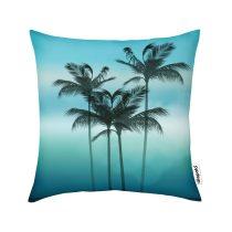 Díszpárnahuzat-Palm Tree