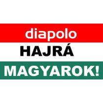 Szurkolói zászló - HUN DP - 70 x 100