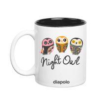 Bögre - Owl