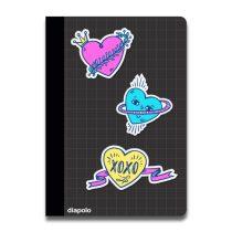 Mappa - Heart Stickers