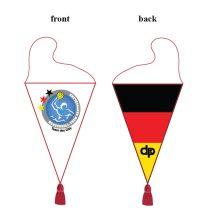 Német válogatott - Zászló